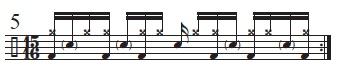 Musical Palindromes 5