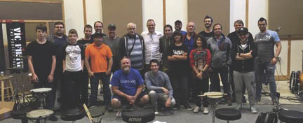 Montreal Intensive Drumming Day