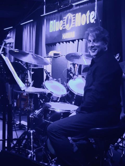 Clint de Ganon at Blue Note