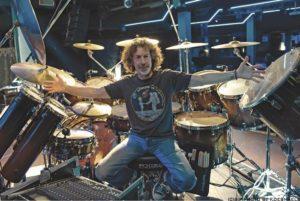 Simon Phillips Drummer | Modern Drummer Archive