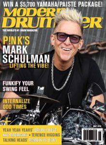 Mark Schulman Drummer | Modern Drummer Archive