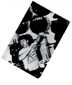 Gary Wallis Drummer   Modern Drummer Archive