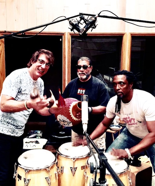 Walfredo Reyes Jr., Lenny Castro, Bernard Fowler