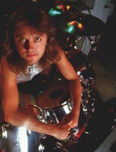Lars Ulrich Drummer | Modern Drummer Archive