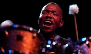 Elvin Jones Drummer | Modern Drummer Archive