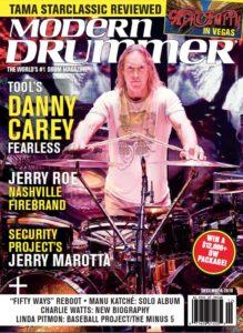 Danny Carey Drummer | Modern Drummer Archive