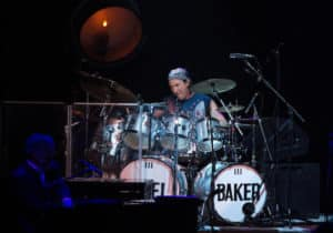 Kofi Baker Drummer | Modern Drummer Archive