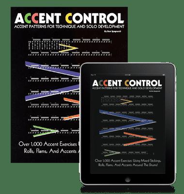 accent control print ebook