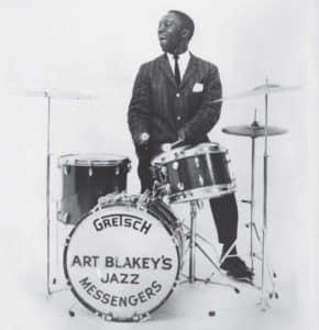 Art Blakey Drummer | Modern Drummer Archive
