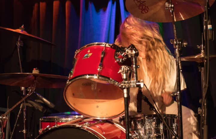 Clementine on Ten Ways to Shine as a Session Drummer | Modern Drummer Magazine