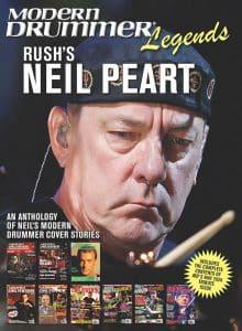 Neil Peart Drummer | Modern Drummer Archive