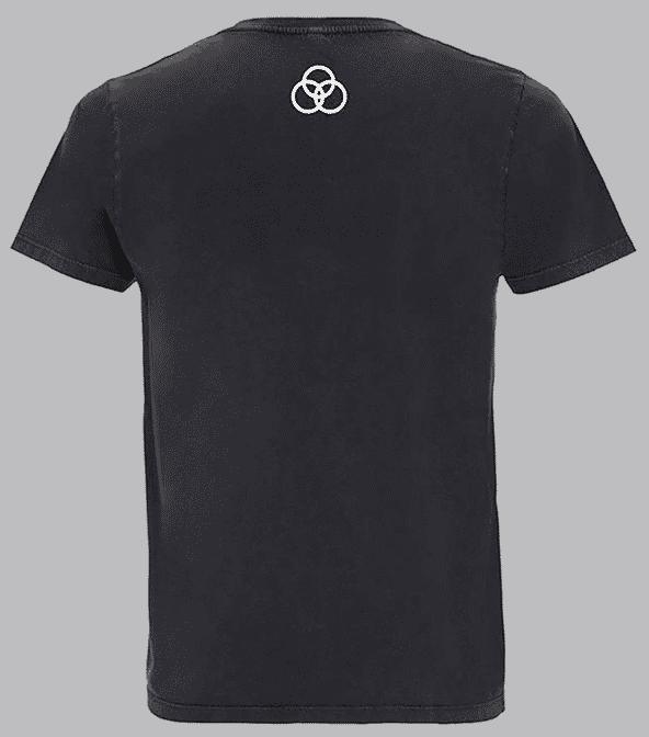 John Bonham Bonzo t-Shirt back
