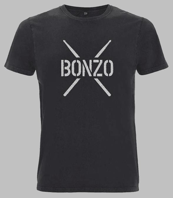 John Bonham Bonzo t-Shirt front