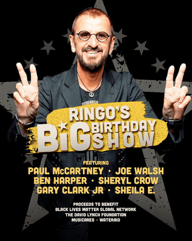 Ringo Birthday Show Big