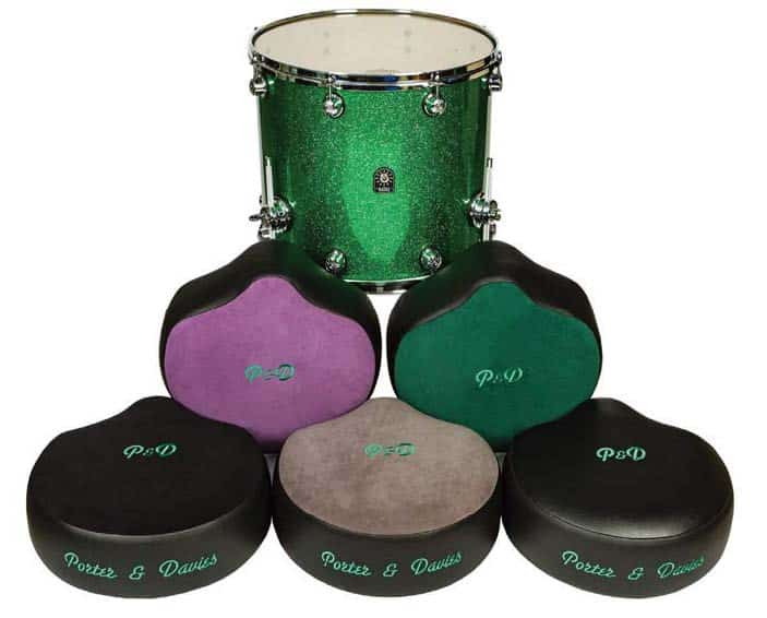 Porter & Davies Color Throne Top Options