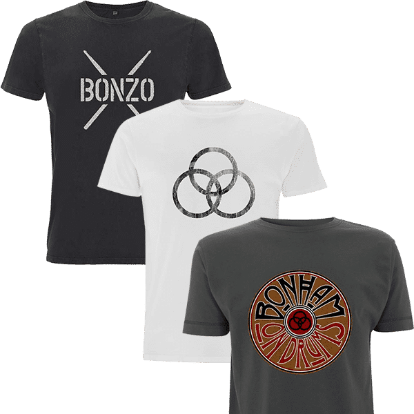 Bonham Shirts