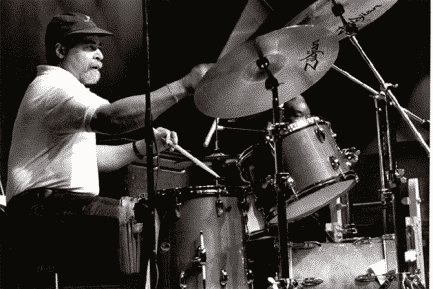 Jimmy Cobb by Lissa Wales