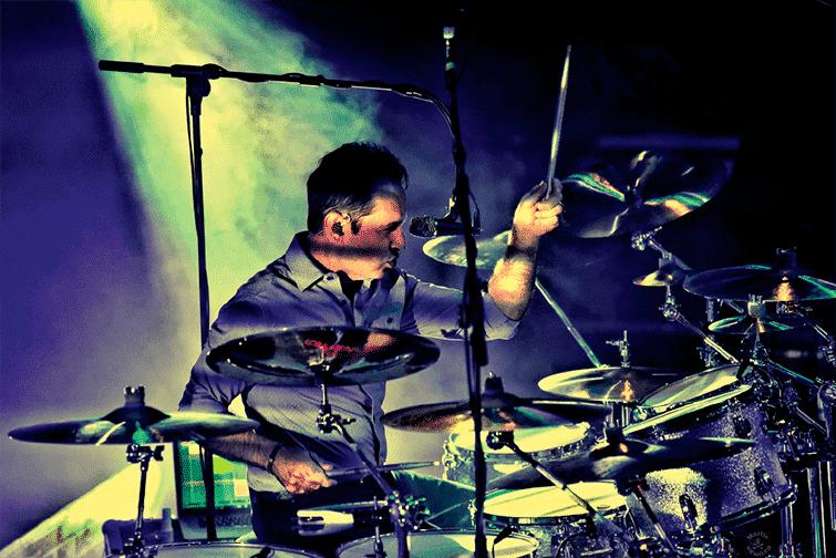 Nick D'Virgilio by Martin Reijman