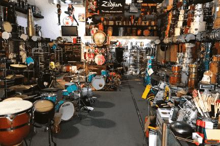 Resurrection Drums