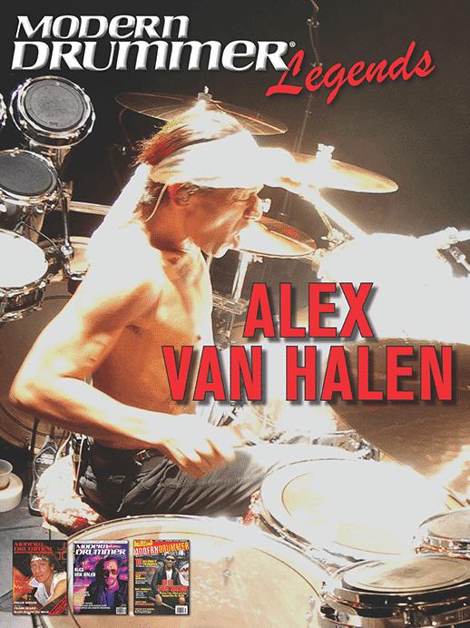 Legends Alex Van Halen Cover