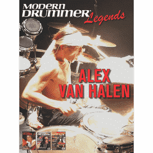 Legends Alex Van Halen Shop Cover