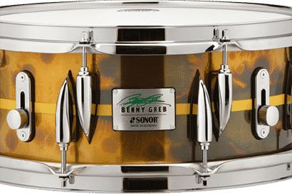 Sonor Benny Greb Signature Snares