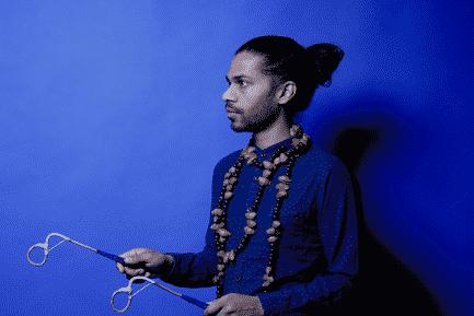 Rajiv JAyaweera By Desmond White