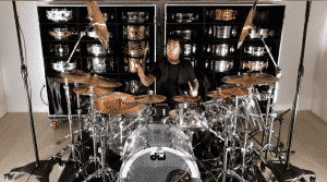 Alex Gonzalez Drummer | Modern Drummer Archive