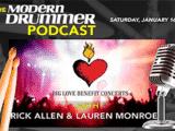 Pop Up Podcast Rick & Lauren