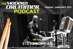 Pop Up Podcast Steve Jordan