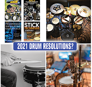 Drum resolutions