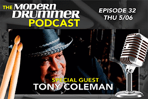 Episode 32 Tony Coleman