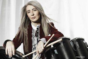 Evelyn Glennie Drummer | Modern Drummer Archive