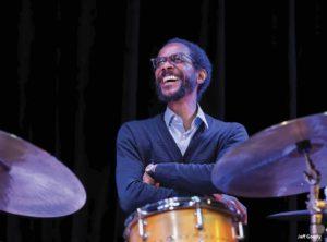 Brian Blade Drummer   Modern Drummer Archive