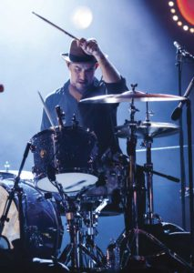 Chad Gamble Drummer | Modern Drummer Archive