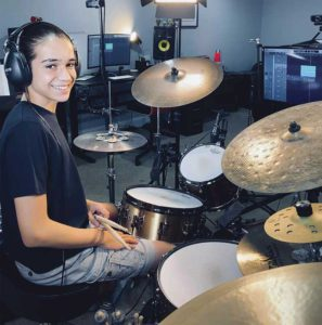 Felipe Santos Drummer | Modern Drummer Archive