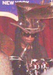 Jerome Brailey Drummer | Modern Drummer Archive