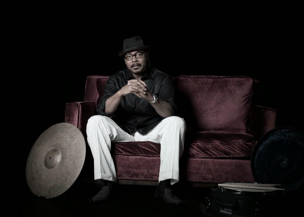 Drummer Harvey Mason