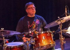"Briethaupt's session, entitled ""Cymbalism: A History of Jazz Drumming and Cymbals,"" will be presented in conjunction with the currently running exhibit, ""Drumset: Driving the Beat of American Music,"" at Rhythm! Discovery Center in Indianapolis, Indiana. The session will explore the history of drumming..."