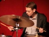 <b>New York Jazz Drummer/Leader Pete Zimmer</b>