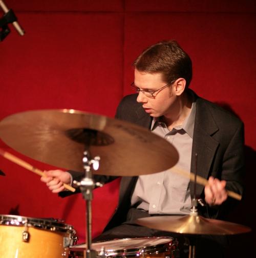 New York Jazz Drummer/Leader Pete Zimmer