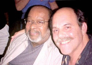 "Drummers Mark Leon and Drummer Gordon ""Specs"" Powell"