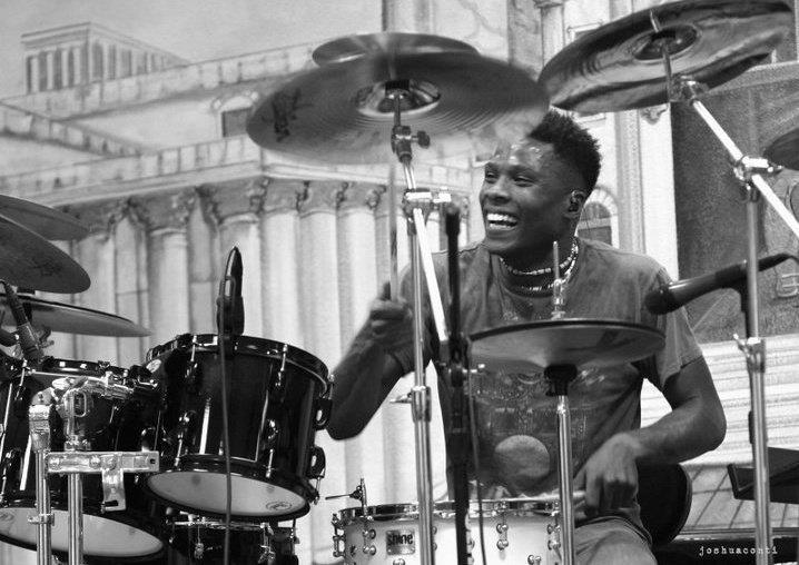 drummer Derek Palizay
