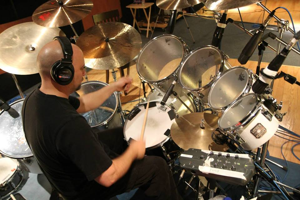 Drummer Blog Martin Levac On Channelling Phil Collins