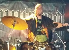 Greetings, <em>MD</em> readers! My last blog was back in 2010 and much has happened since then. I am currently slamming the skins for the Pikeville, Kentucky–based hard rock/metal band Downtrend. We are signed to an indie label called Vision Metal Records out of Tennessee....
