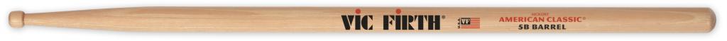 Showroom: Vic Firth American Classic 5B Sticks Barrel Tips