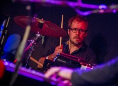 Hello <em>MD </em>readers! My name is Andrew Zehnal, and I'm the drummer for the NYC band Hollis Brown. I'm super-excited to announce that our new record, <em>3 Shots</em>, was released on May 5 on Jullian Records. It's well known that <em>Modern Drummer</em> is the premier drum magazine, and I'm extremely honored to write this blog. I've been an avid reader of <em>MD</em> since I got into drums over twenty years ago....