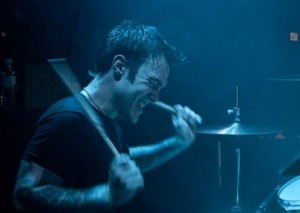 drummer Jorma Vik of the Bronx