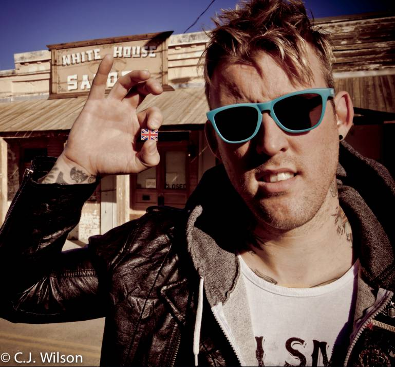 <b>Luke Johnson of Lostprophets </b>