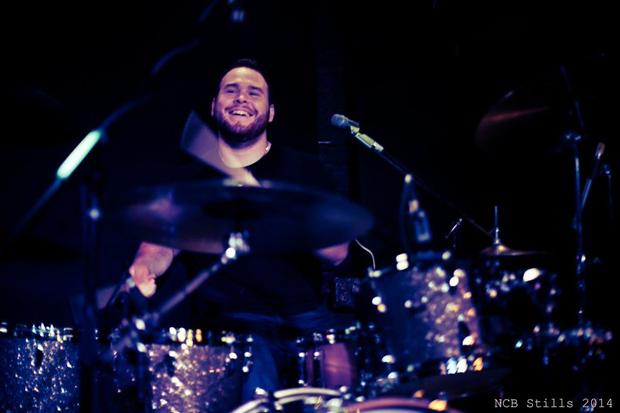 Drummer Joey Doino of Arc & Stones